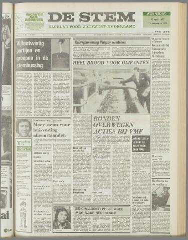 de Stem 1977-04-13