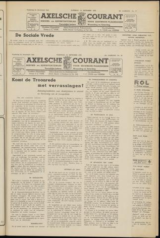 Axelsche Courant 1952-09-10
