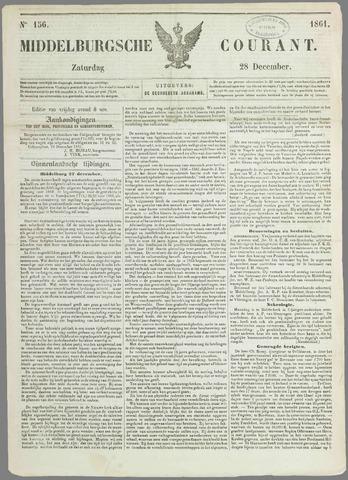 Middelburgsche Courant 1861-12-28