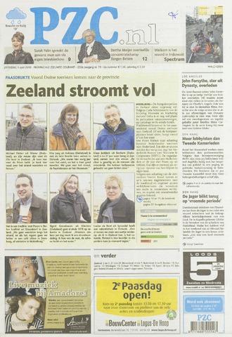 Provinciale Zeeuwse Courant 2010-04-03