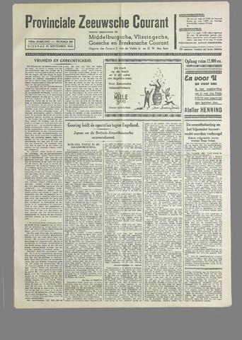 Provinciale Zeeuwse Courant 1940-09-10