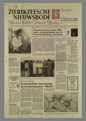 Zierikzeesche Nieuwsbode 1985-10-15