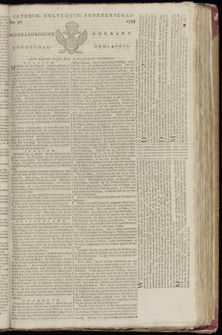 Middelburgsche Courant 1795-04-09