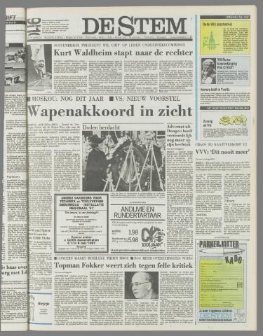 de Stem 1987-05-05