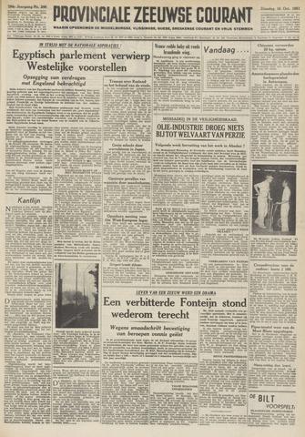 Provinciale Zeeuwse Courant 1951-10-16