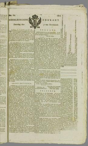 Middelburgsche Courant 1810-07-07