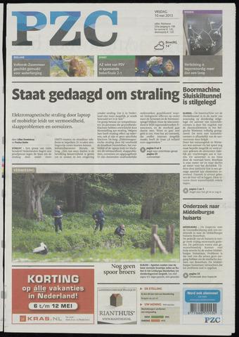 Provinciale Zeeuwse Courant 2013-05-10