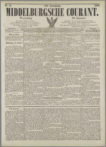 Middelburgsche Courant 1895-01-23