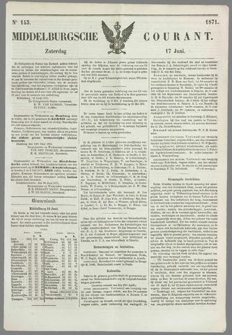 Middelburgsche Courant 1871-06-17