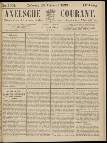 Axelsche Courant 1899-02-25