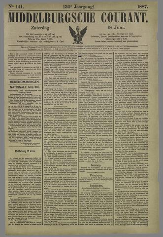 Middelburgsche Courant 1887-06-18