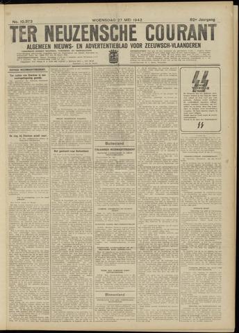 Ter Neuzensche Courant. Algemeen Nieuws- en Advertentieblad voor Zeeuwsch-Vlaanderen / Neuzensche Courant ... (idem) / (Algemeen) nieuws en advertentieblad voor Zeeuwsch-Vlaanderen 1942-05-27