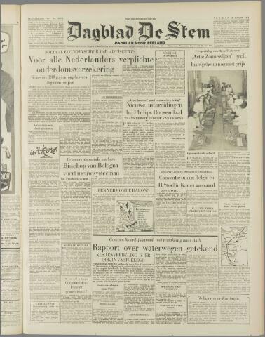 de Stem 1954-03-12