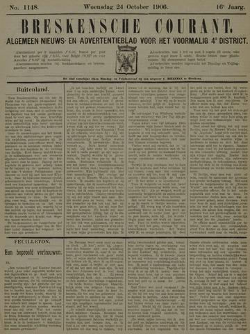 Breskensche Courant 1906-10-24