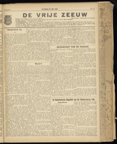 de Vrije Zeeuw 1945-05-26