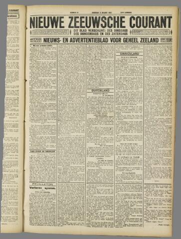 Nieuwe Zeeuwsche Courant 1927-03-08