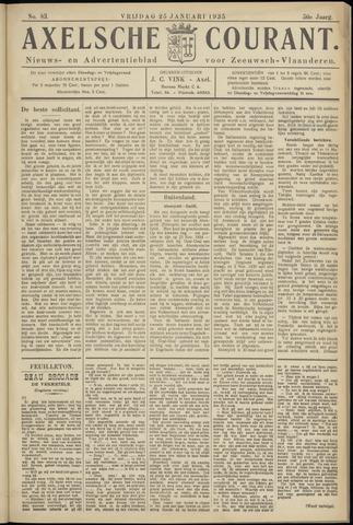 Axelsche Courant 1935-01-25