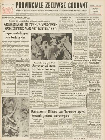 Provinciale Zeeuwse Courant 1964-09-07