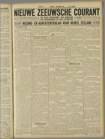 Nieuwe Zeeuwsche Courant 1926-09-07