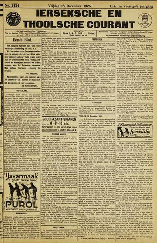 Ierseksche en Thoolsche Courant 1925-12-18