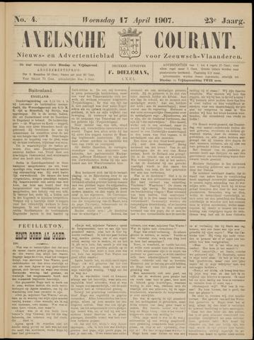 Axelsche Courant 1907-04-17