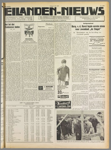 Eilanden-nieuws. Christelijk streekblad op gereformeerde grondslag 1967-05-05