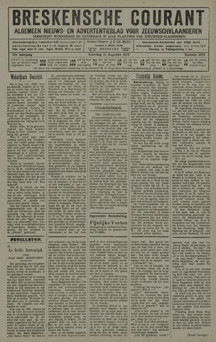 Breskensche Courant 1926-08-21