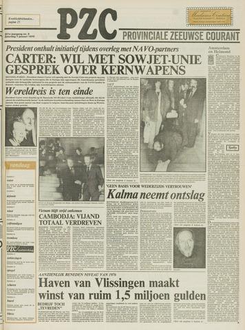 Provinciale Zeeuwse Courant 1978-01-07