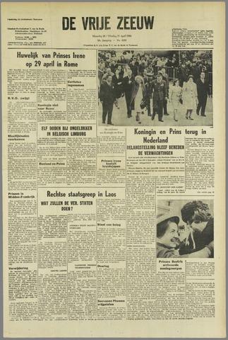 de Vrije Zeeuw 1964-04-20