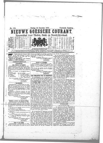 Nieuwe Goessche Courant 1879-12-23