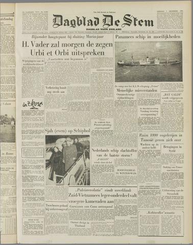 de Stem 1954-12-07