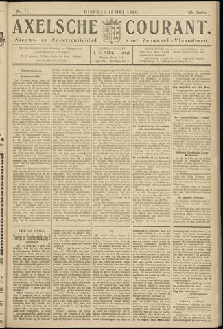 Axelsche Courant 1926-05-11