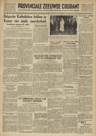Provinciale Zeeuwse Courant 1950-06-06