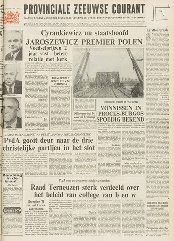 Provinciale Zeeuwse Courant 1970-12-24