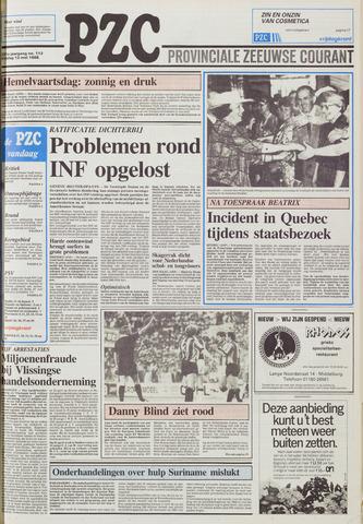 Provinciale Zeeuwse Courant 1988-05-13