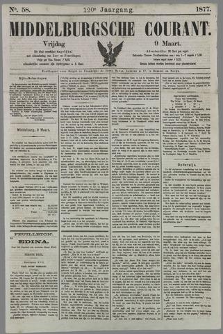 Middelburgsche Courant 1877-03-09
