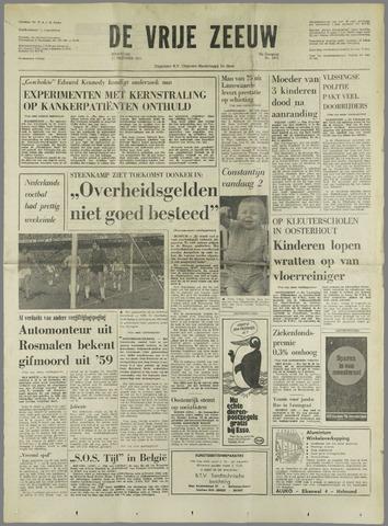 de Vrije Zeeuw 1971-10-11