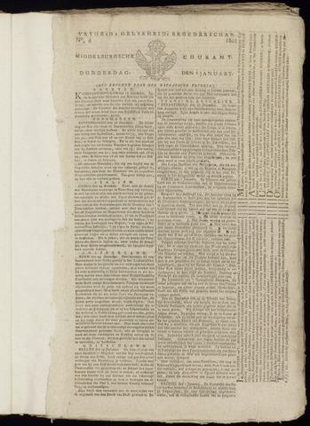 Middelburgsche Courant 1801-01-08
