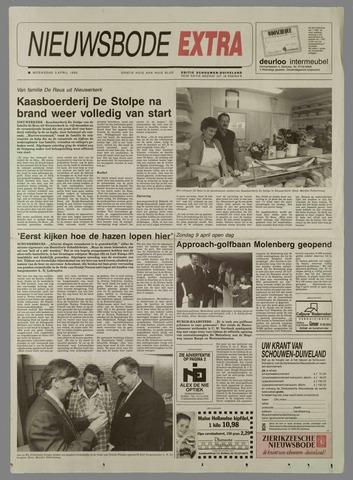 Zierikzeesche Nieuwsbode 1995-04-05