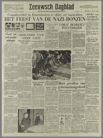 Zeeuwsch Dagblad 1960-01-11