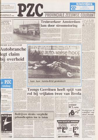 Provinciale Zeeuwse Courant 1989-02-02
