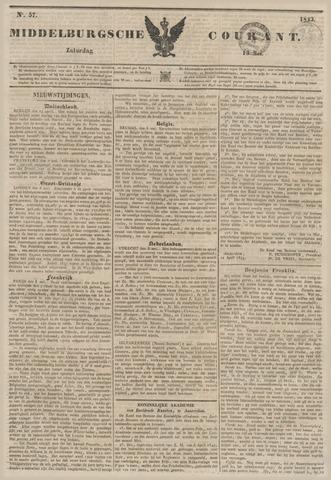 Middelburgsche Courant 1843-05-13