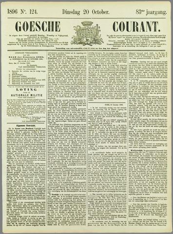 Goessche Courant 1896-10-20