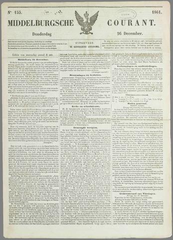 Middelburgsche Courant 1861-12-26