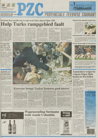 Provinciale Zeeuwse Courant 1999-08-19