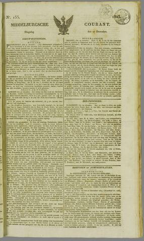 Middelburgsche Courant 1825-12-27