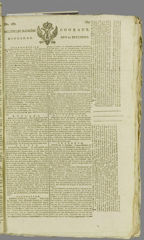 Middelburgsche Courant 1807-12-22