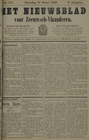 Nieuwsblad voor Zeeuwsch-Vlaanderen 1900-03-10