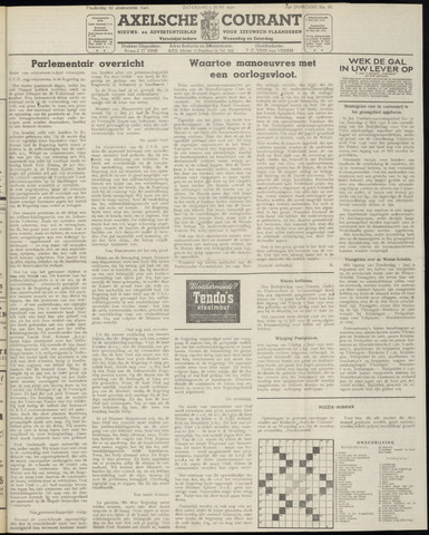 Axelsche Courant 1950-06-03