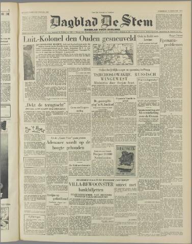 de Stem 1951-02-14